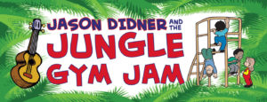 Jason Didner and the Jungle Gym Jam Logo