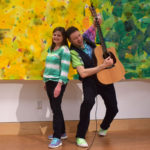 Jason Didner and the Jungle Gym Jam official 2017 photo - taken at Eric Carle Museum in Amherst, MA